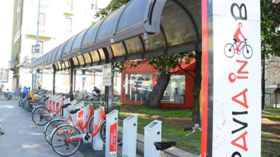 Bike Sharing - Paviainbici